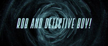 Rob and Detective Boy Logo