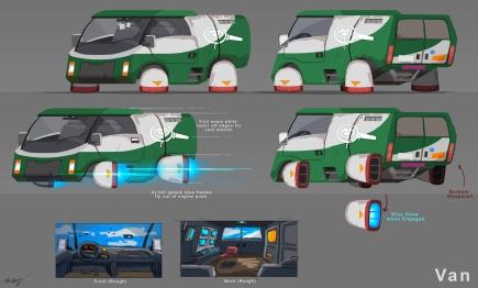 Van Design